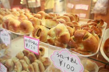 あんパンのショーケース.jpg